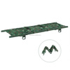 ST67041 Military combat four folding stretcher