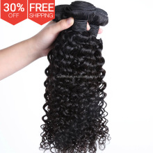 Wholesale 100% Human Virgin Natural Brazilian Honey Blonde Curly Weave Hair