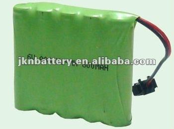 Ni-mh Aaa 800mah 6.0v Rechargeable Battery - Buy 6v