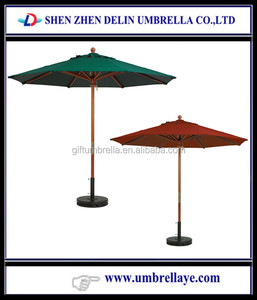 All kinds good selling parasol 4m modern craft parasol