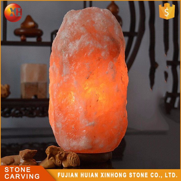 Wholesale Color Box Pack Himalayan Salt Lamp