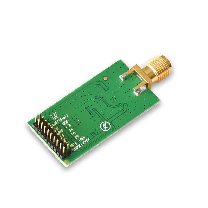 868MHz sx1276 LoRa Bee duck antenna module house V1.0