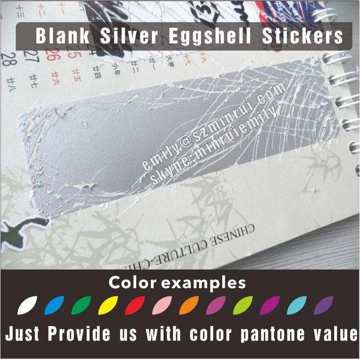 Custom Different Sizes Blank Die Cut Destructible Vinyl Graffiti - Graffiti custom vinyl stickers