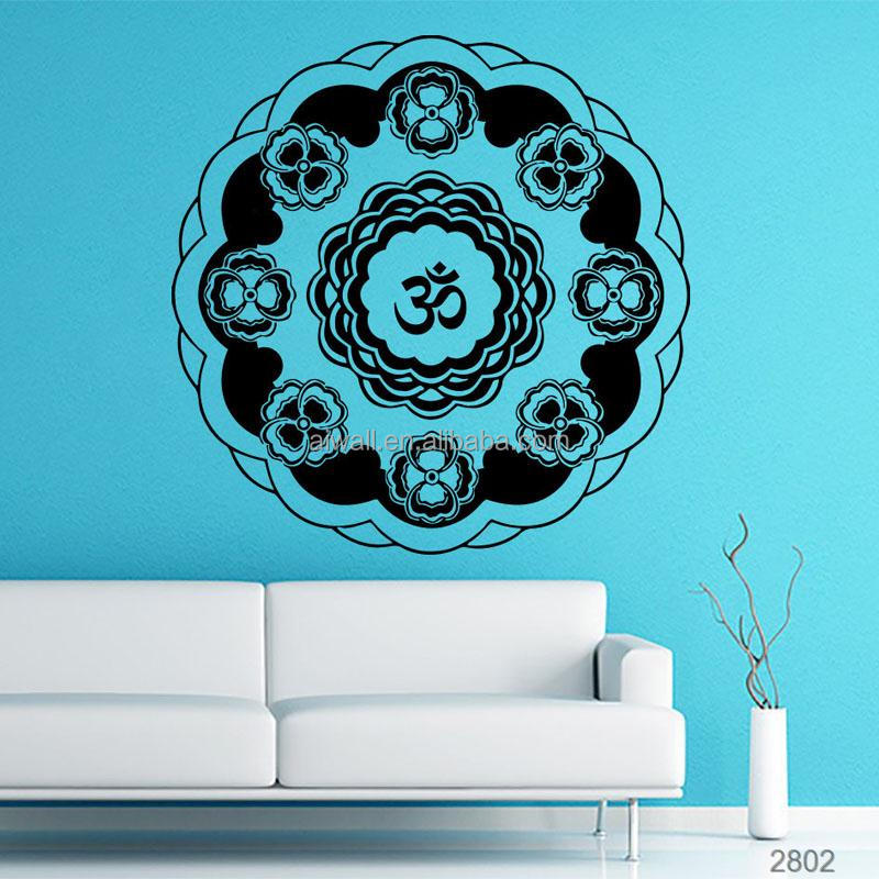 k27 manufacturer factory price mandala wall quotes home decoration