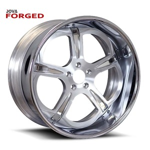 Online Forged 5x112 Alloy Chrome Wire Custom Wheels