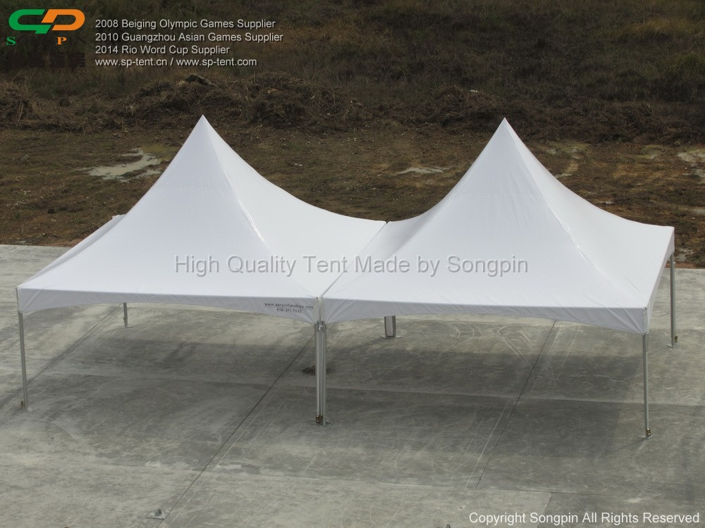 6x12m Doublep Top Event Pagoda Gazebo Tension Canopy Tent
