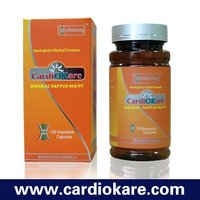 CardiOKare natural herb formula improve headache help sleeping lessen anxiety
