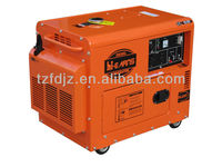 5KW Whole House Generators Super Silent Wind Cooled
