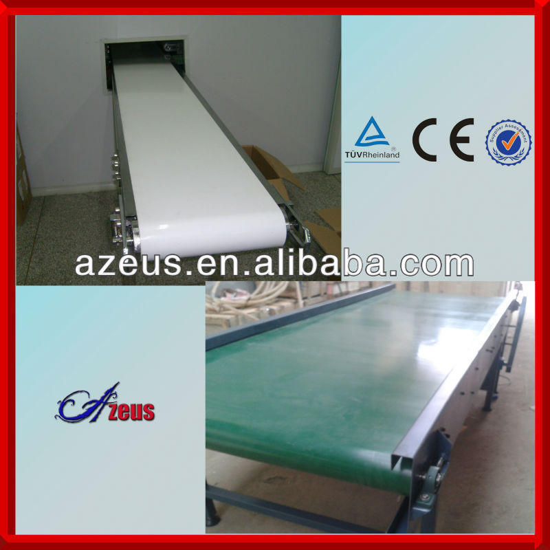 Multi-purpose laundry conveyor steel conveyor belt chute conveyor