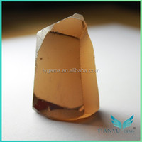 2015 New Nano Products 5# Color Changing Nanosiatal Rough Uncut Gemstones Prices