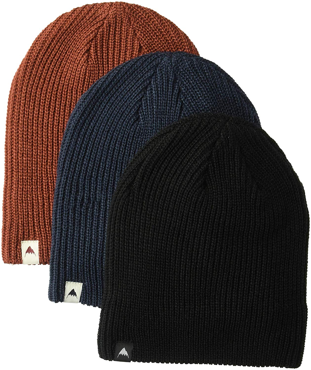d310cd604b1 Get Quotations · Burton Youth Dnd Beanie 3 Pack