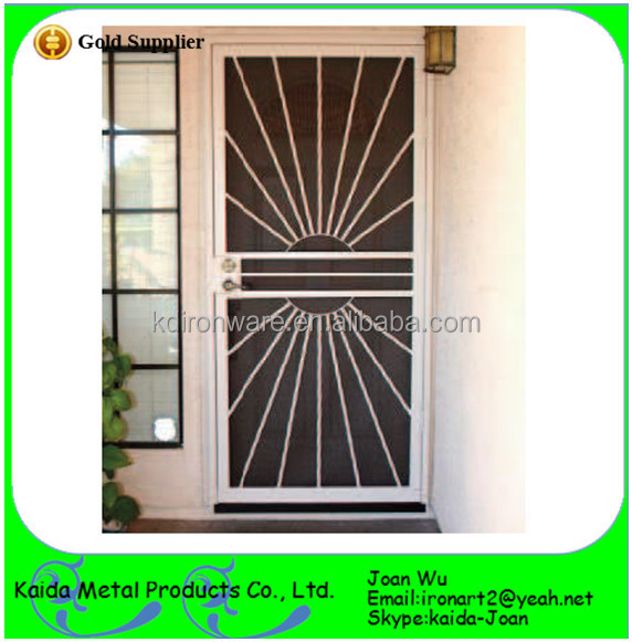 Cheap Wrought Iron Safety Grills Door Design For Home Buy Iron Safety Door For Home Wrought