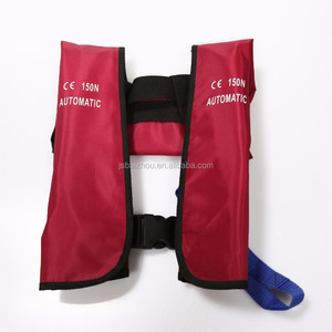 china manufacturers inflatable life jacket for lifesaving