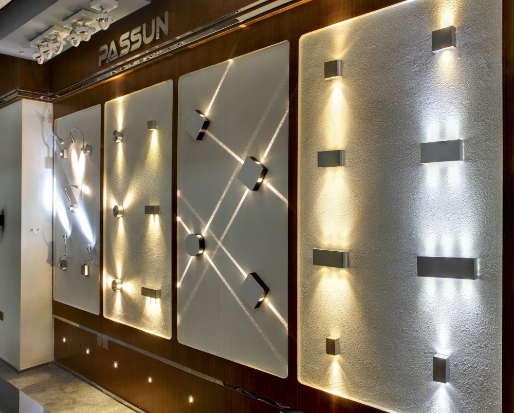 Zhongshan Modern Lighting Showroom Own By Passun - Buy ...