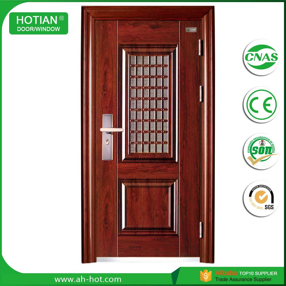 Exterior Doors Side Panels Commercial Grade Entry Door Wrought Iron ...