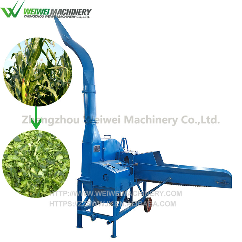 Weiwei machinery grass cutting machine made in china