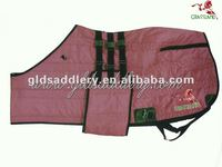 420D Quilted winter Stable Horse blankets patterns/horse rugs manufacturers