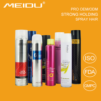 china professional hair Spray brands OEM manufacturer Private Label best Hair Spray With Wholesale Price