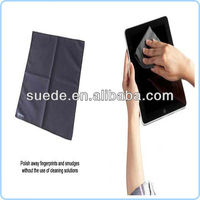 PVC packed Microfiber phone /computer/glasses cleaning cloths