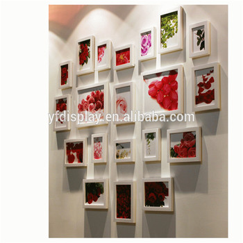 Fashion and Wood Wall Picture Frame