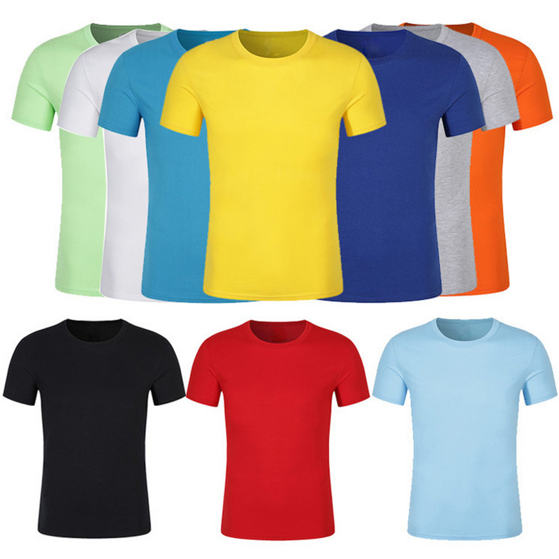 Wholesale dry fit running shirts Custom Sports Fashion Fitness Men T Shirts cotton t shirt