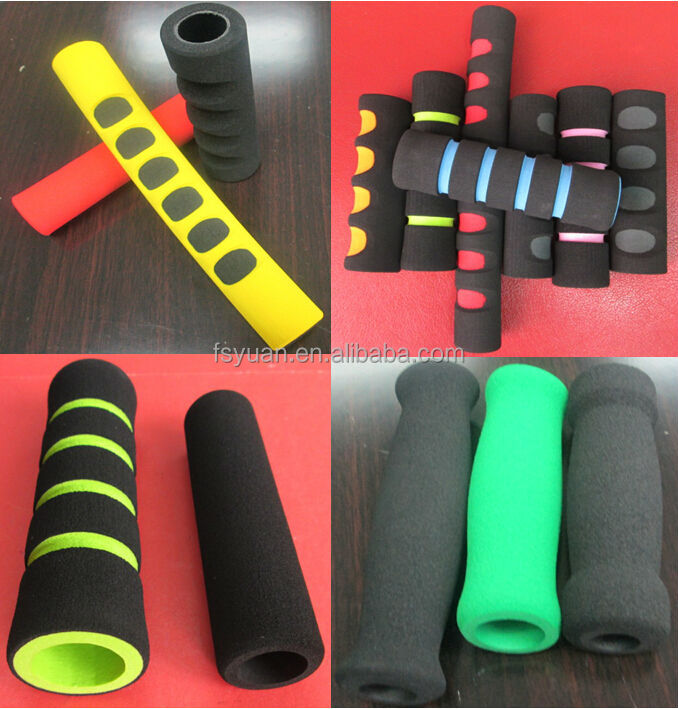 Silicone Rubber Handle Tool Grip Gym Horizontal Bar Molded Grips
