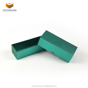 Customized sunglass paper packing box luxury