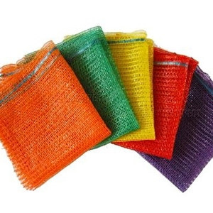 Mesh Leno bag Hold 10 lbs For Orange, Kindling, Firewood,Shelfish