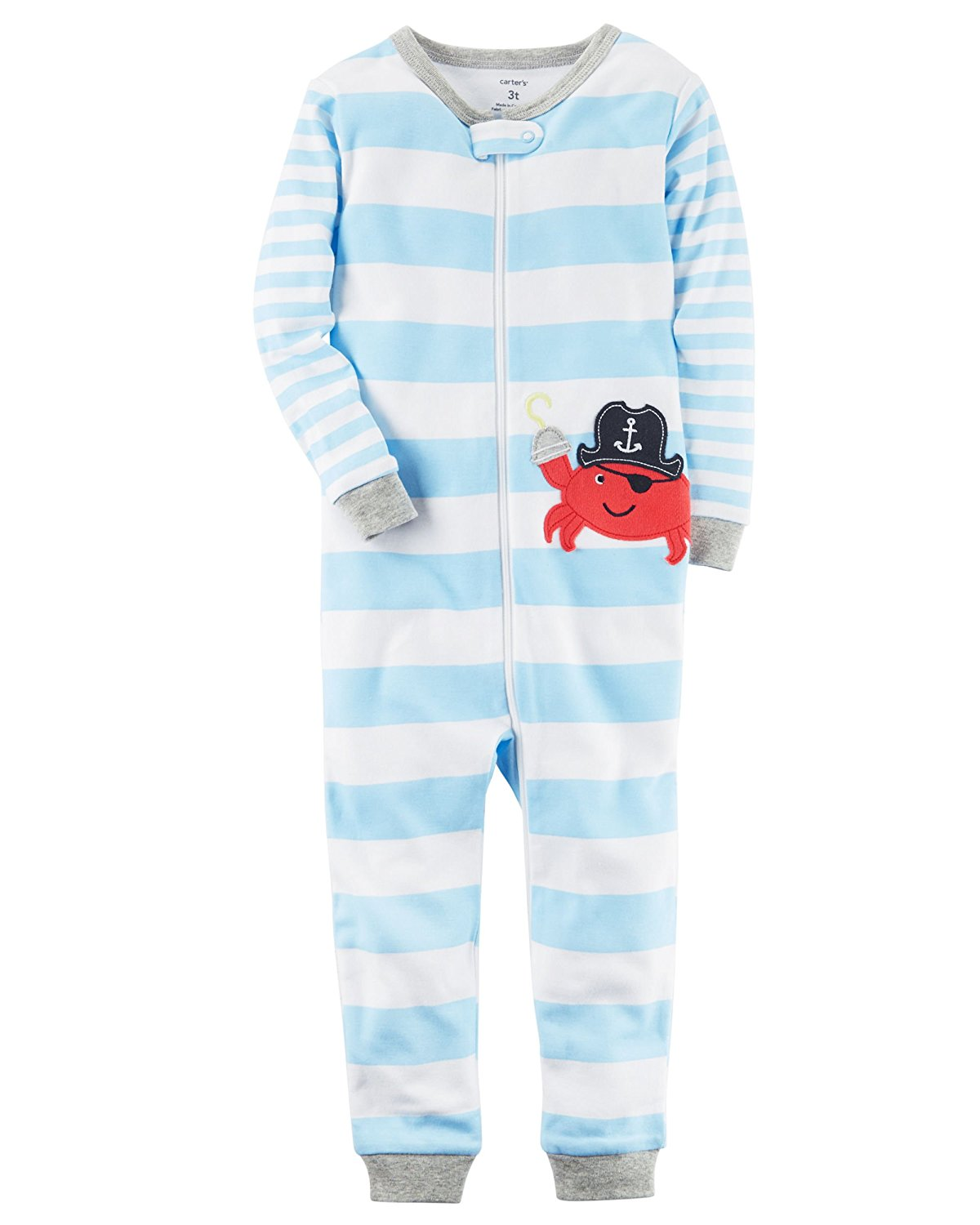 7ebcede01915 Cheap Footless Pajamas For Babies