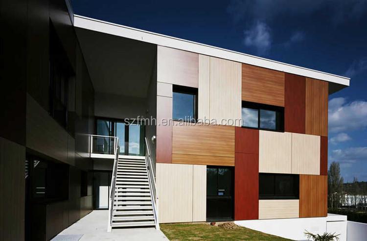 Marvelous Fumeihua Phenolic Resin Hpl Exterior Wall Cladding Panel