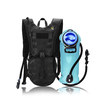2L Water Tpu Bladder Hydration Pack Military Backpack for Trail Running, Hiking ,Camping,Cycling