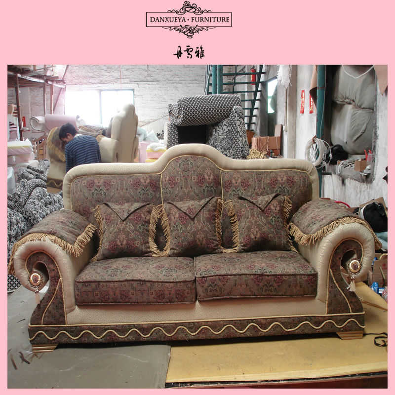 Newland 2017 New Antique Old Style Sofas