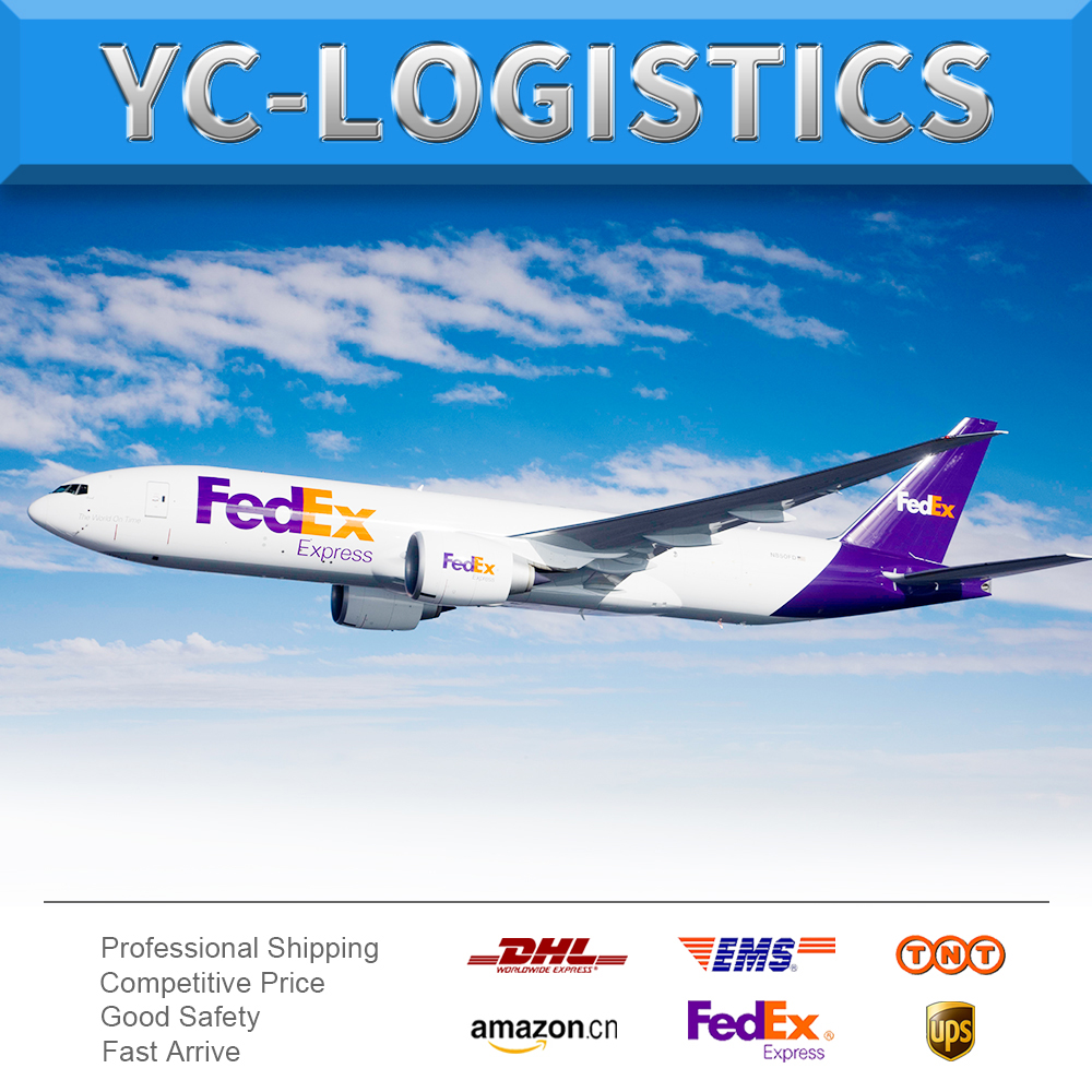 Good price and fast deliver shipping service door to door fedex rates india