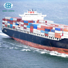 RUS-02 Trust-worthy Sea Freight Forwarding Shipping Company from China to Vladivostok Russia