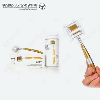 2017 Seaheart Beijing Free Shipping 192 Needles Zgts Micro
