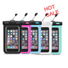 2016 top selling Pouch waterproof cell phone bag for iPhone 6/6 Plus/5S 5C 5 4S bag for phone case for Samsung Galaxy S6/S5/S4