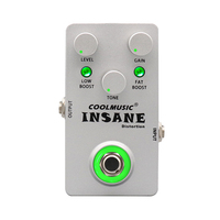 Musical Instrument Insane Distortion Guitar Effects Pedals