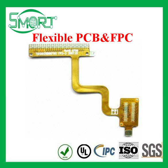 Smart Electronics double-side multilayer flexible printed circuit board flex PCB