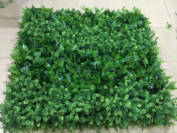 large fabric fake plant fiber wall panel for balcony,artificial