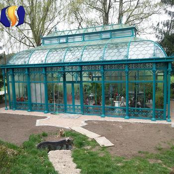 Klassisches Gartenglasgewächshaus - Buy Gewächshaus,Glas Gewächshaus,Garten  Gewächshaus Product on Alibaba.com