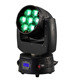 High power 7x15w 4in1 rgbw led mini zoom wash stage light beam moving head for sale