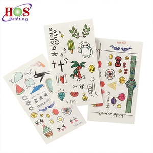Kids Tattoo Sticker, Kids Tattoo Sticker Suppliers and Manufacturers