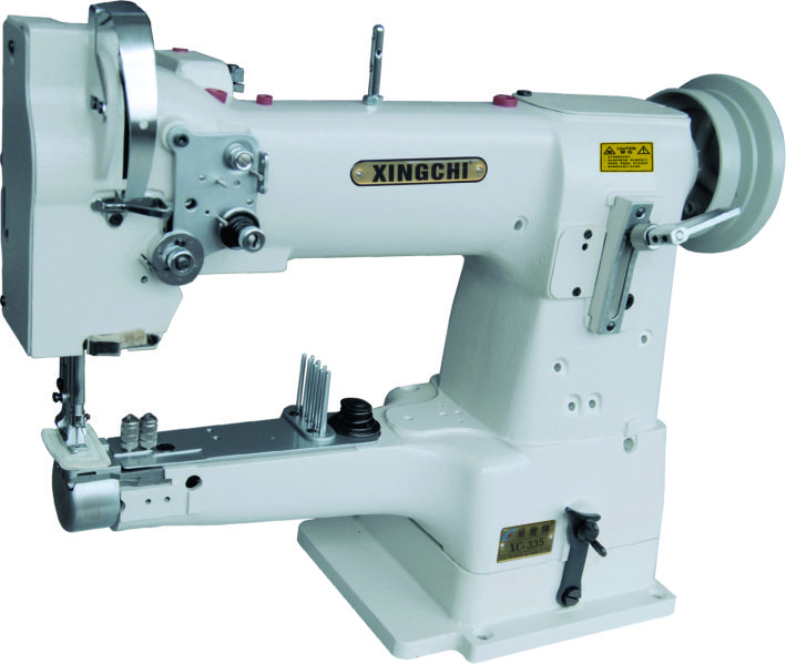 High Quality Cylinder Bed Binding Sewing Machine For Bag Shoes Classy Binding Sewing Machine