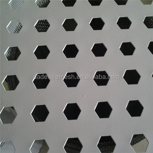 2016 china sale perforated metal sheet /decorative perforated metal mesh /Galvanized Steel Punching Net