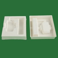 Fast delivery good service molded paper pulp packaging companies