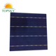 TP-156P Hottest sell high efficiency6''x6'' multi-crystalline solar cell supplier poly solar cell tabbed solar cells