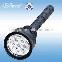 Brinyte flashlight torch the most powerful led light