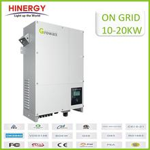 Alibaba China Supplier Dc to Ac 10KW 12KW 15KW 18KW 20KW Solar power Inverter