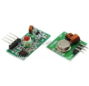 RF RF433 433 mhz wireless module transmitter+ receiver