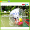 water game inflatable smash walking water bouncing ball for summer sale